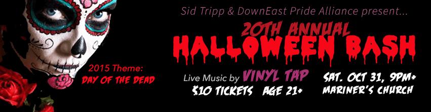 Sid Tripp's Halloween Bash