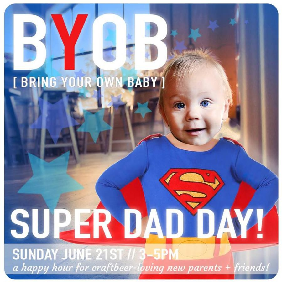 Little Tap House Super Dad Day