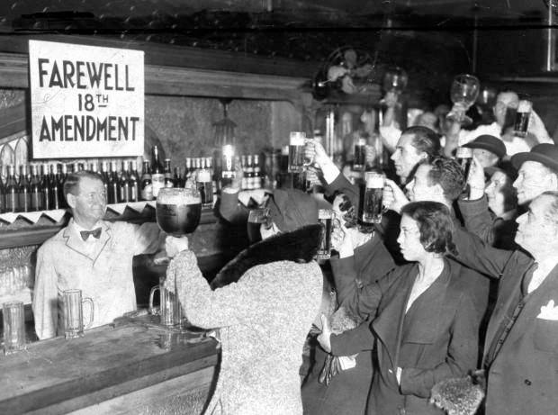 Repeal Day Ball