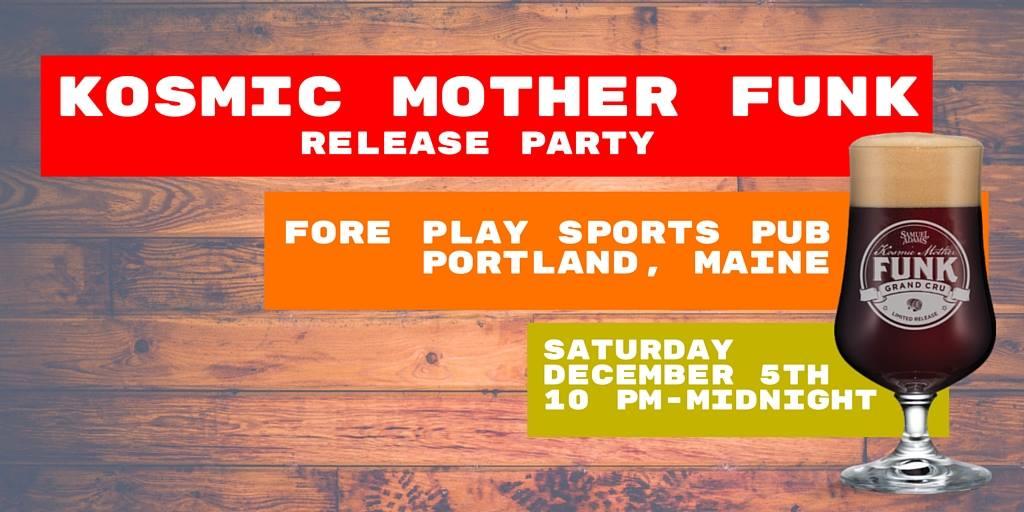 Kosmic Mother Funk Release