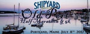 2017 Shipyard Old Port Half Marathon & 5K @ Ocean Gateway Pier