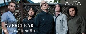 Everclear with Vertical Horizon and Fastball @ Aura