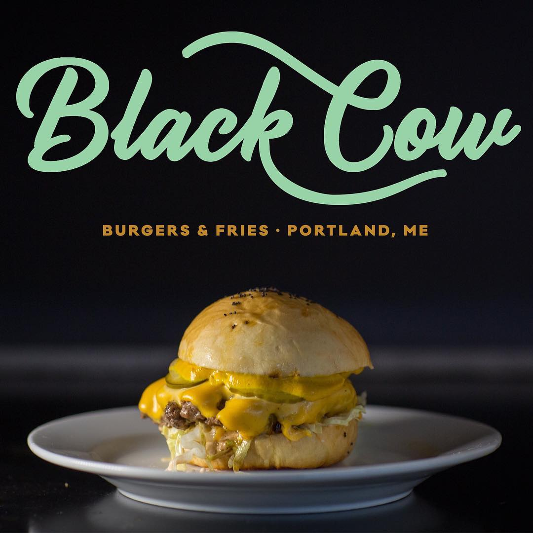 Black Cow Burgers & Fries