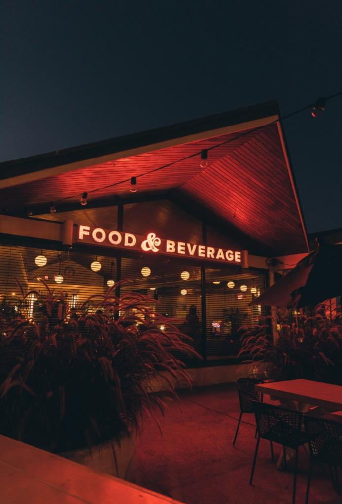 Woodford Food & Beverage