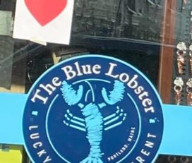 The Blue Lobster