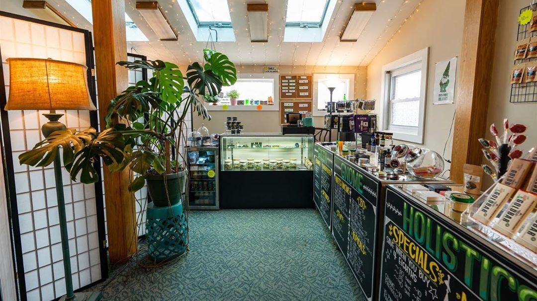 Green Gnome Holistics Medical Marijuana Dispensary Portland