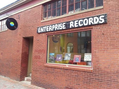 Enterprise Records