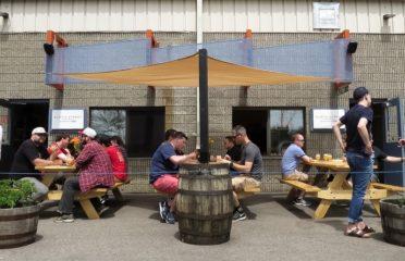 Austin Street Brewery Industrial Way