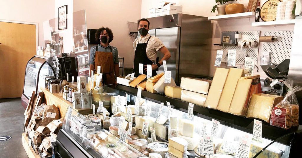 The Cheese Shop of Portland Maine