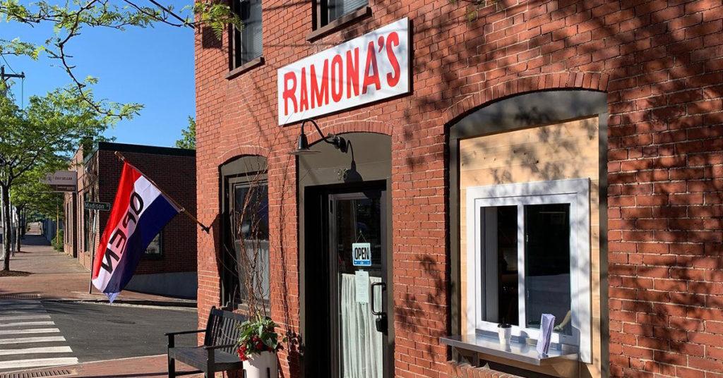 Ramona's Portland Maine