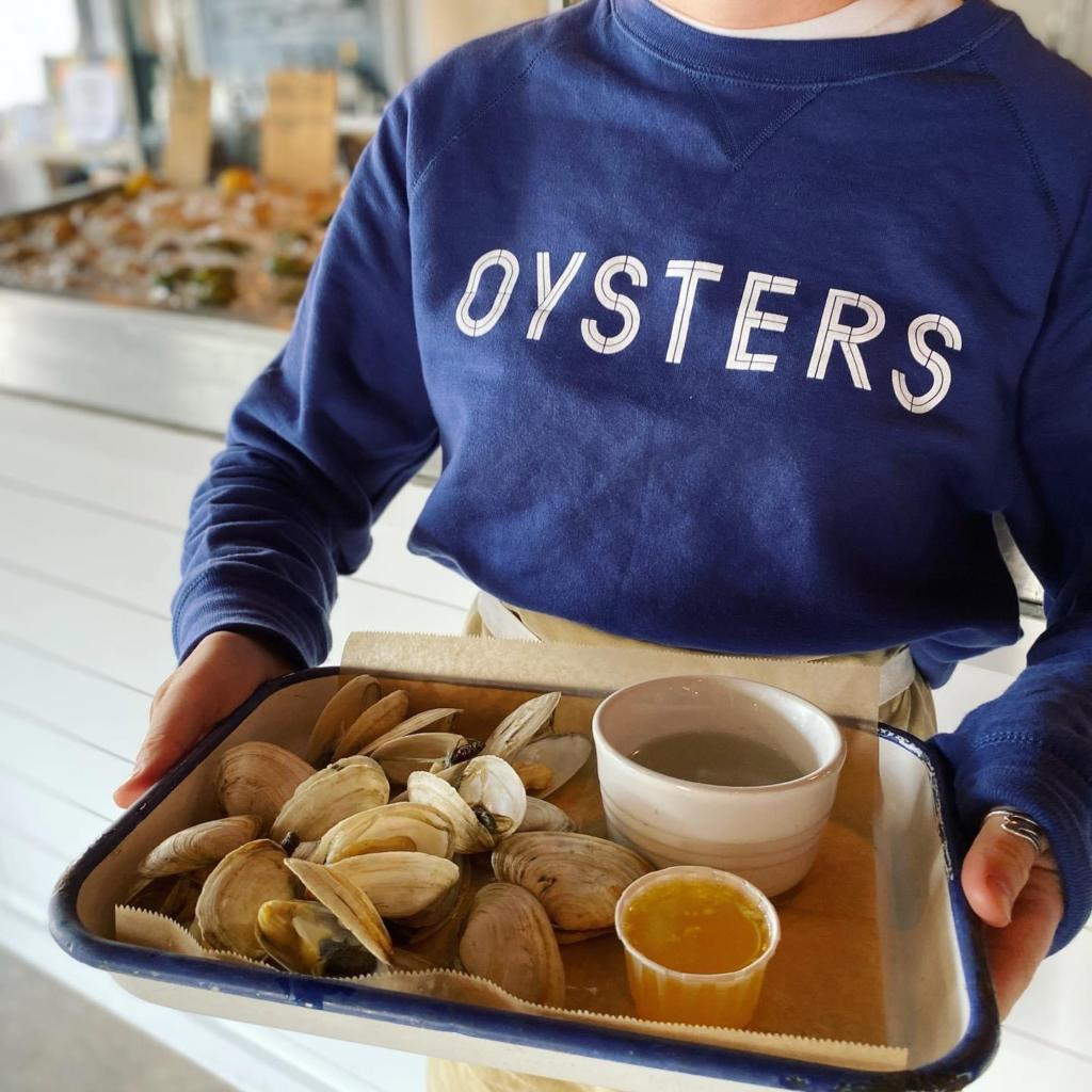 The Shop by Island Creek Oysters