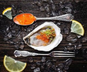 $1 Oysters & $6 Prosecco Happy Hour @ Blyth & Burrows | Portland | Maine | United States