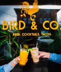 Happy Hour @ Bird & Co. | Portland | Maine | United States