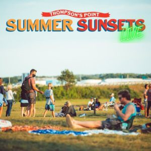 Summer Sunsets at Thompson's Point @ Thompson's Point | Portland | Maine | United States