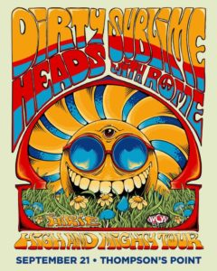 Dirty Heads & Sublime with Rome @ Thompson's Point | Portland | Maine | United States