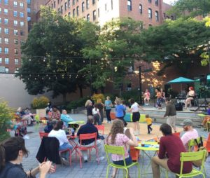 Music in the Square: Maine Middle Eastern Ensemble @ Congress Square Park | Portland | Maine | United States