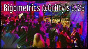 Rigometrics @ Gritty McDuffs | Portland | Maine | United States