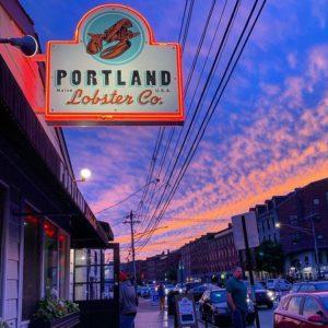 Band Beyond Description @ Portland Lobster Company | Portland | Maine | United States