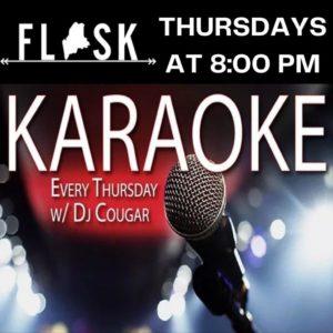 Karaoke Night @ Flask Lounge | Portland | Maine | United States