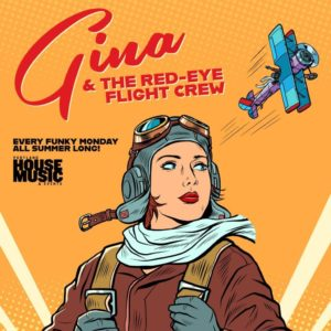 Gina & The Red Eye Flight Crew @ Portland House of Music | Portland | Maine | United States