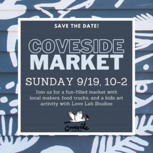 Coveside Market @ Coveside Coffee | Portland | Maine | United States