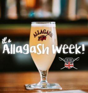 Allagash Week at King's Head Pub @ King's Head Pub | Portland | Maine | United States