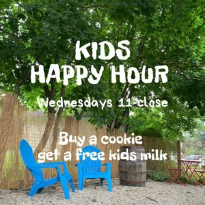"Kids ""Happy Hour"" @ Coveside Coffee | Portland | Maine | United States"
