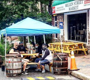 Happy Hour: Quinn's Bardega @ Mellen Street Market | Portland | Maine | United States