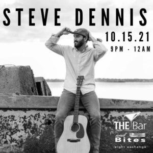 Steve Dennis at The Bar + Bites @ The Bar & Bites   Portland   Maine   United States
