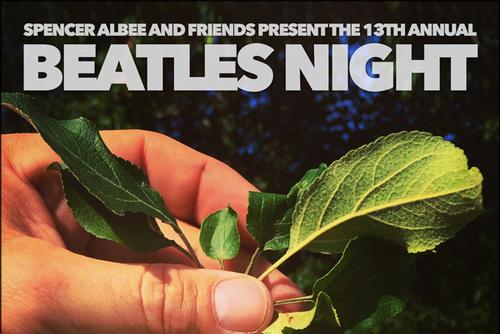 13th Annual Beatles Night