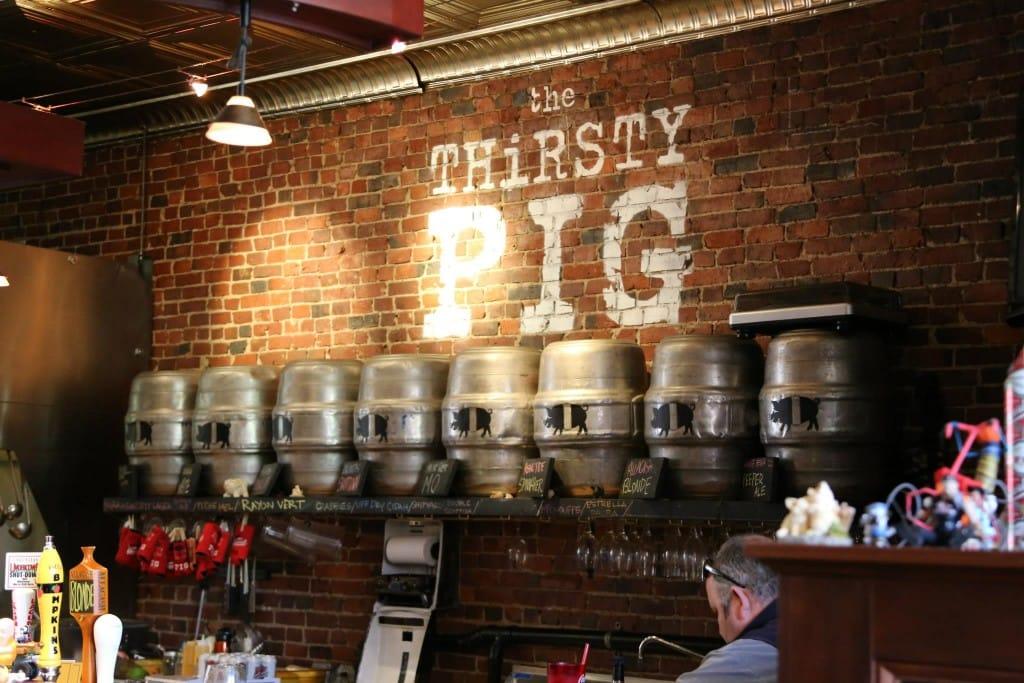 Live Music Thirsty Pig