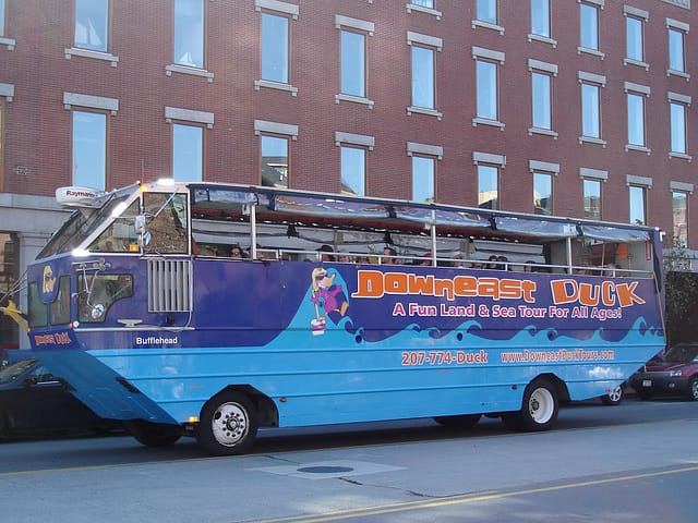 Downeast Duck Tours