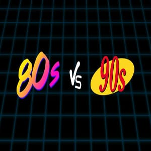 Versus DJ Night: 80's vs. 90's @ Port City Music Hall | Portland | Maine | United States