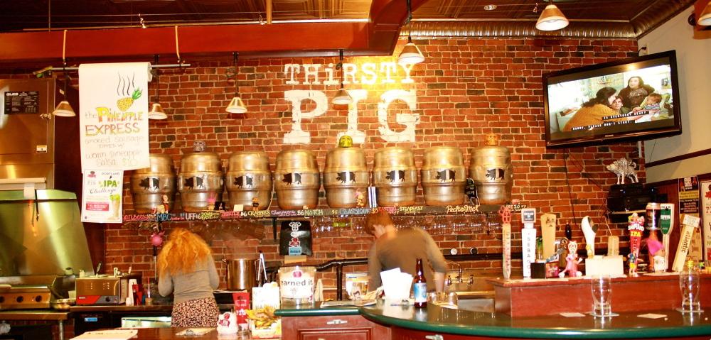 thirsty pig portland maine music live
