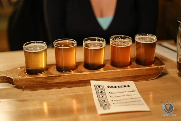 Craft Beer Old Port Portland Maine