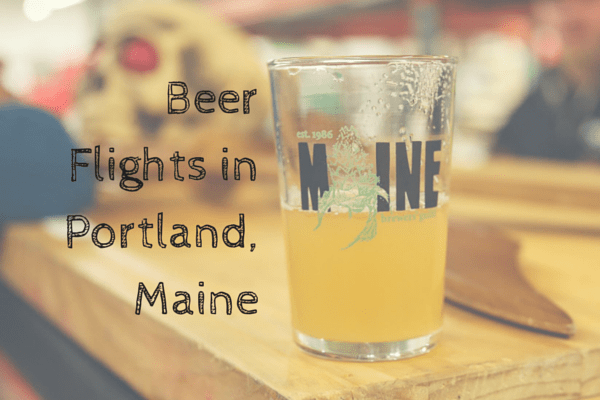 Beer Samples Take Flight In Portland
