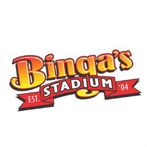Binga's Happy Hour @ Binga's Stadium