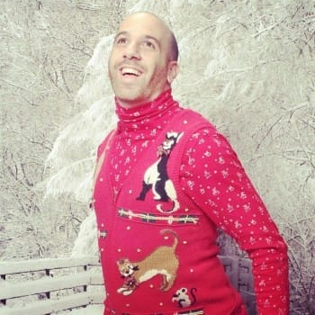 Bingas ugly sweater