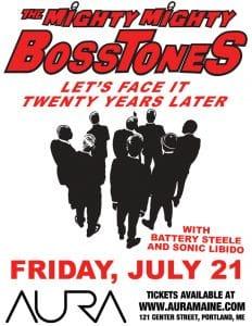 The Mighty Mighty Bosstones @ Aura