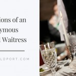 Confessions of an Anonymous Portland Waitress