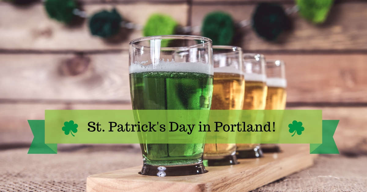 St Patricks Day Portland Maine Events 2020