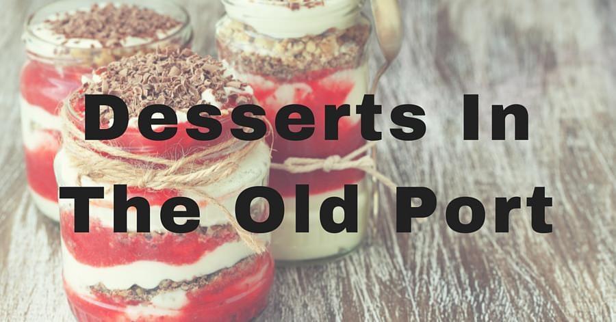 Desserts InPortland, Maine
