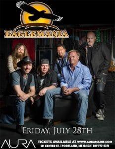 Eaglemania - Eagle's Tribute @ Aura | Portland | Maine | United States