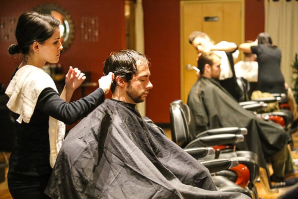 For your next haircut check out the mensroom portland for Acapello salon maine