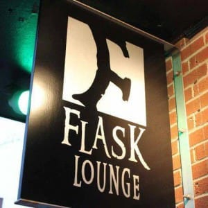 $2 Drafts and Open DJ Night @ Flask Lounge