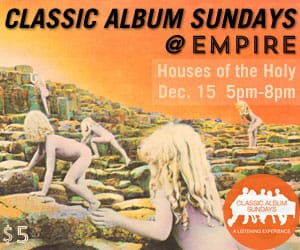 Led-Zep-Classic Album Sundays