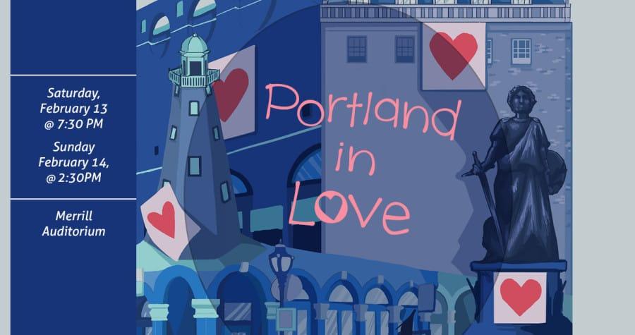 PSO POPS! Portland in Love