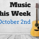 Music This Week – September 30th