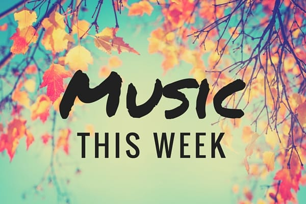 Music This Week - September 9th