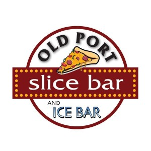 Daily Slice and Wing Special @ Old Port Slice Bar and Ice Bar